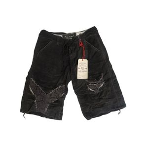 Da-Nang Corduroy with Lace Detail Shorts NWR